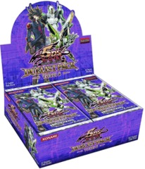 Yusei 3 Duelist Booster Box 1st Edition (36 Packs)