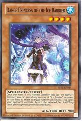 Dance Princess of the Ice Barrier STBL-EN033 Oversized 5x8