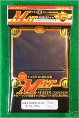 KMC Mat Blue Sleeves (100 ct) on Channel Fireball