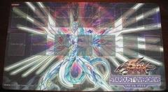 Majestic Star Dragon - Stardust Overdrive Sneak Peek Playmat on Channel Fireball