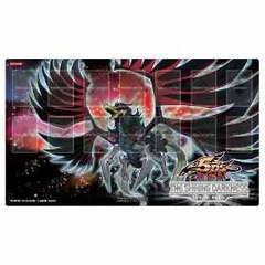 Black-Winged Dragon - The Shining Darkness Sneak Peek Playmat on Channel Fireball