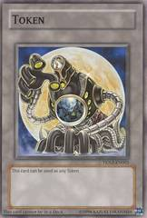 Arcana Force XVIII the Moon Token TKN3-EN003