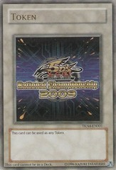 National Championship 2009 Token TKN4-EN001