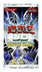 Yu-Gi-Oh! 3D Bonds Beyond Time Movie Pack Booster Pack