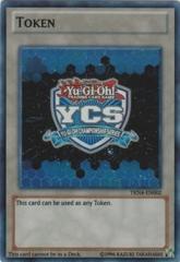 YCS Yu-Gi-Oh! Championship Series Token - TKN4-EN002 - Super Rare - Promo Edition