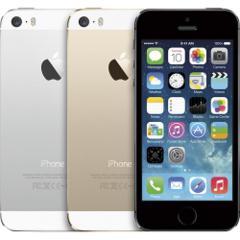 Apple® - iPhone® 5s Mobile Phone 16 GB