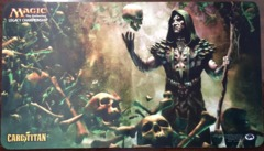 Deathrite Shaman Legacy Championship Playmat on Channel Fireball