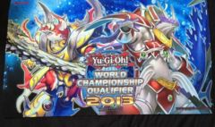 Mermail Abyssmegalo / Mermail Abyssleed 2013 WCQ Playmat