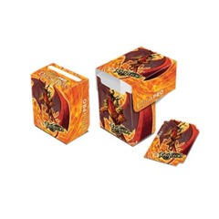 Infernus Deck Box for Kaijudo on Channel Fireball