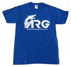 ARG Royal Blue T-Shirt on Channel Fireball