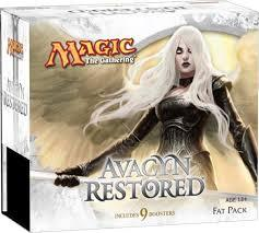 Avacyn Restored MTG Fat Pack Box