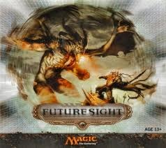 Future Sight MTG Fat Pack Box on Channel Fireball