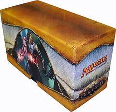 Mirrodin Besiged MTG Fat Pack Box on Channel Fireball