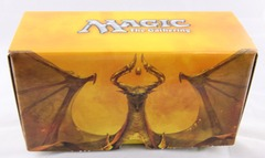 Majesty of Nicol Bolas MTG Card Storage Box