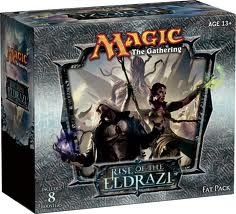 Rise of the Eldrazi MTG Fat Pack Box on Channel Fireball