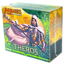 Theros MTG Fat Pack Box on Channel Fireball