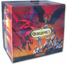 Guildpact MTG Fat Pack Box