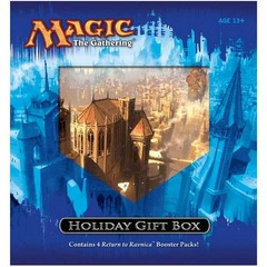 2012 Holiday Gift Box (Empty) on Channel Fireball