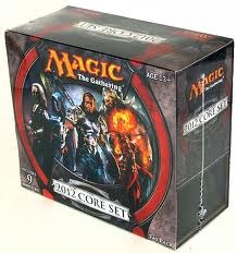 2012 Core Set MTG Fat Pack Box