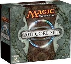 2011 Core Set MTG Fat Pack Box