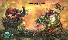 Grand Prix Columbus 2012 Playmat on Channel Fireball