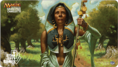 Grand Prix Charlotte 2015 Noble Hierarch Playmat on Channel Fireball