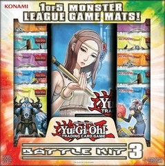 Monster League Sealed Play Battle Kit 3 [10 Packs & 1 RANDOM Playmat]