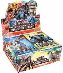 Battle Pack 3 Monster League Booster Box 1st Edition