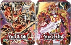 Set of Both 2014 Mega Tins [Bujins & Fire Fists] on Channel Fireball