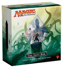 2015 Holiday Gift Box (Battle for Zendikar Edition) on Channel Fireball