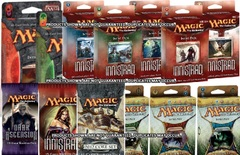 1 Random MTG Preconstructed Deck + 3 Random MTG Booster Packs