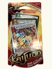 Kaijudo: Rise of the Duel Masters Rocket Storm Competitive Deck on Channel Fireball
