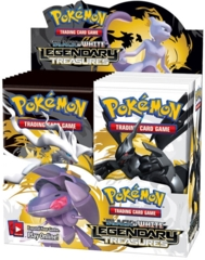 Black & White Legendary Treasures Booster Box