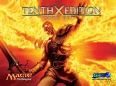 Incinerate Tenth Edition Playmat