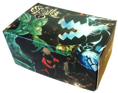 The Spoils TCG: New Player Pack, The Basic Box of Awesomeness Splatters (Black Friday)