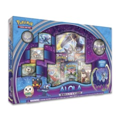 Pokémon Alola Collection Lunala Box Set