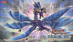 Number 17: Leviathan Dragon - Generation Force Sneak Peek Playmat on Channel Fireball