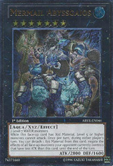 Mermail Abyssgaios - ABYR-EN046 - Ultimate Rare - 1st Edition on Channel Fireball