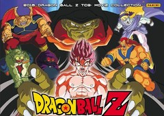 Dragon Ball Z Movie Collection Booster Box on Channel Fireball