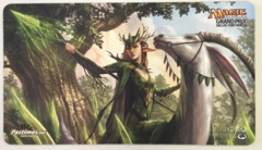 Grand Prix Dallas-Fort Worth 2015 Shaman of the Pack Playmat GP on Channel Fireball