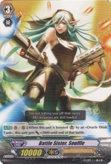 Battle Sister, Souffle - EB05/018EN - C on Channel Fireball