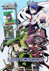 Log Horizon Extra Booster Box on Channel Fireball