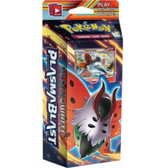 Pokemon Black & White: Plasma Blast Theme Deck Solar Strike on Channel Fireball