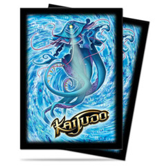 King Tritonus Standard Deck Protector for Kaijudo 50ct on Channel Fireball