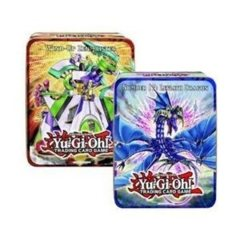 2011 Collector Tins Wave 1 Set of 2 [Number 17: Leviathan Dragon & Wind-Up Zenmaister]