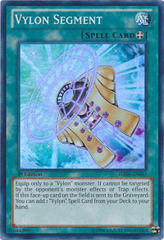 Vylon Segment - HA06-EN057 - Super Rare - 1st Edition