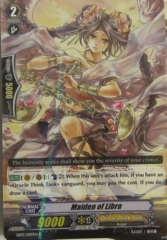 Maiden of Libra - EB05/009EN - R on Channel Fireball