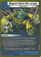 Magnet Mech Glu-urrgle on Channel Fireball