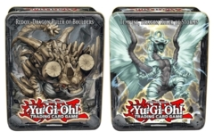 2013 Wave 2 Collector Tins Set of 2 [Redox, Dragon Ruler of Boulders/ Tempest, Dragon Ruler of Storms] (Black Friday)