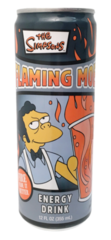 Simpsons Flaming Moe Energy Drink (12 oz)